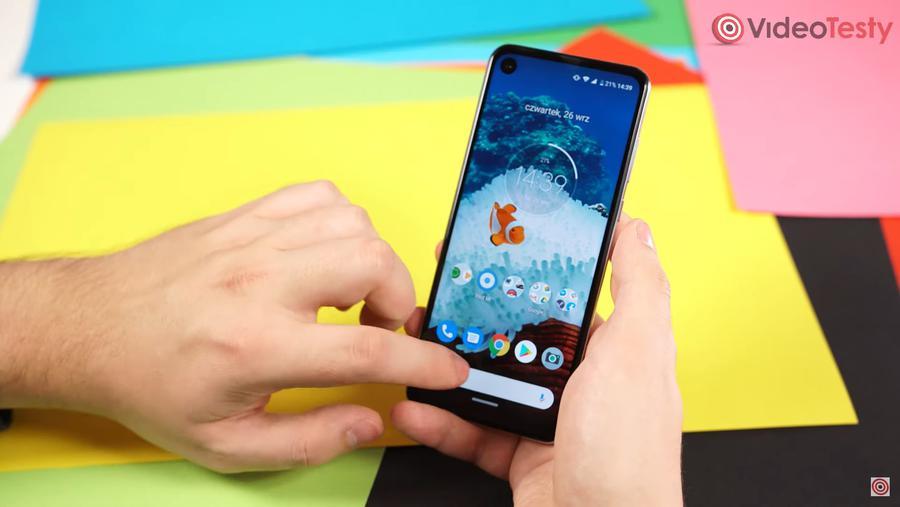 Motorola One Action nie jest najwydajniejszą propozycją na rynku