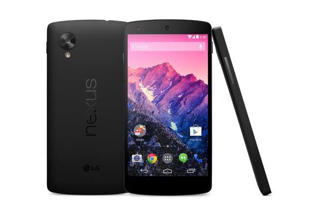 Smartfon Nexus 5 - nowe dzieło firm LG i Google