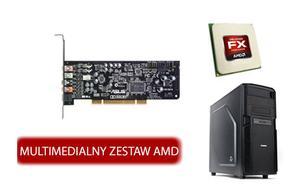 Wydajny Zestaw do Zastosowań Multimedialnych AMD