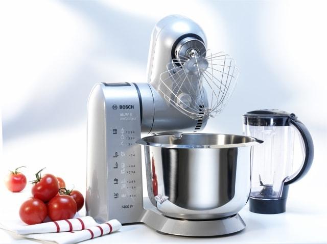 najważniejsze parametry robota kuchennego