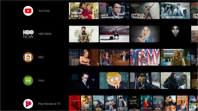 NVIDIA SHIELD TV - Istotna aktualizacja ekran