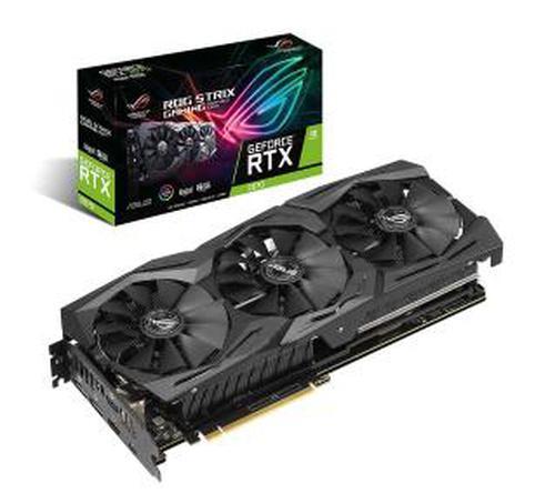 Asus RTX 2070 ROG STRIX 8GB GDDR6 256BIT HDMI/DP