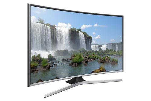 "Samsung 48"" TV Slim LED Curved Full HD UE48J6300AWXXH"