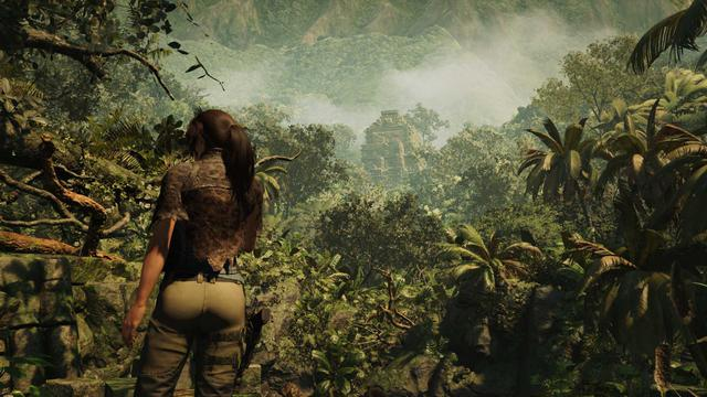 Shadow of the Tomb Raider - Ależ tu pięknie