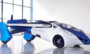 AeroMobil - Lata, Jeździ i Świetnie Wygląda!