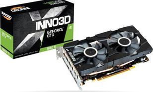 Inno3D GeForce GTX 1660 Ti Twin X2, 6GB GDDR6 (N166T2-06D6-1710VA15)