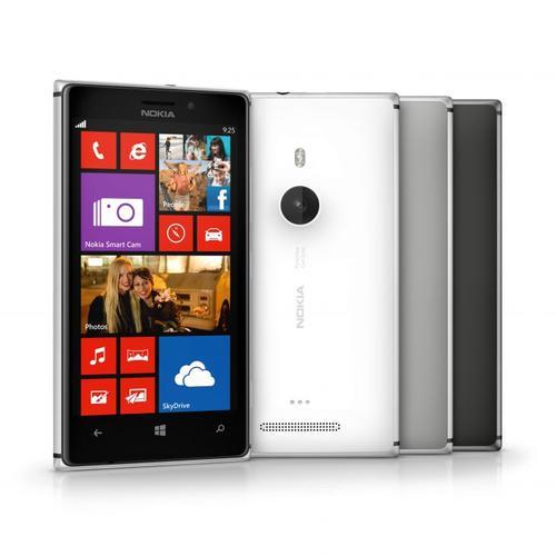 Nokia Lumia 925 Szara Win 8