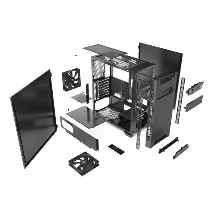 SilentiumPC Armis AR3 - komponenty