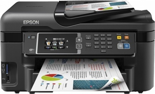 Epson AiO WorkForce-3620DWF A4/4-ink/fax/duplex/2.8pl/WiFi