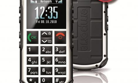 EmporiaSOLIDplus — telefon zapewniający bezpieczeństwo osobom, które lubią spędzać czas poza domem