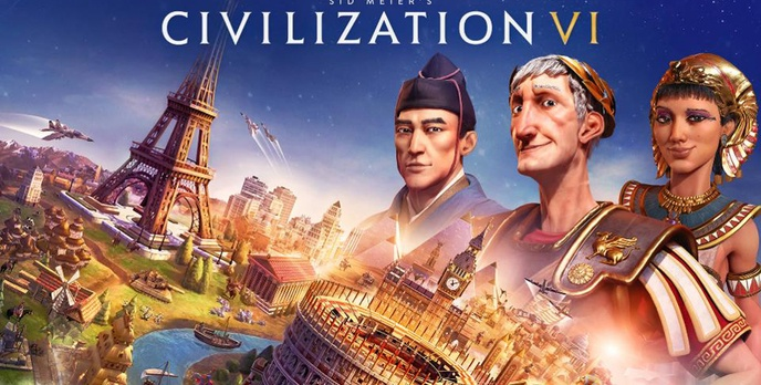 Civilization 6 za darmo dla użytkowników Epic Games Store
