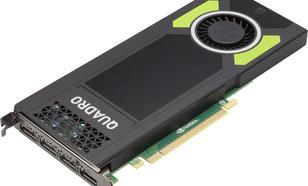 HP nVIDIA M4000 Quadro 8GB GDDR5 (256 bit) 4x DisplayPort (M6V52AA)