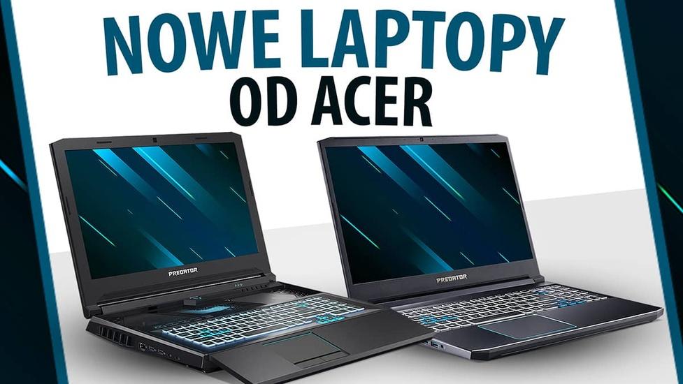 Najnowsze produkty od Acer zaprezentowane w Nowym Jorku!