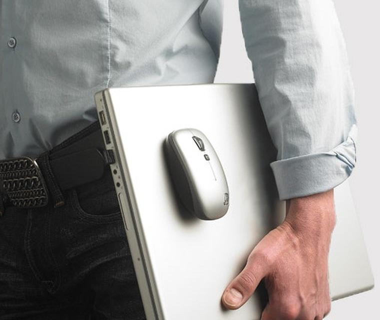 PORADA: Jak zainstalować myszkę Logitech V550 Nano?