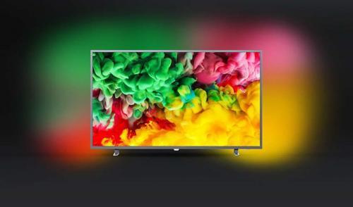 Philips 50PUS6703/12 4K, HDR Plus, SAPHI Smart TV, AMBILIGHT 3