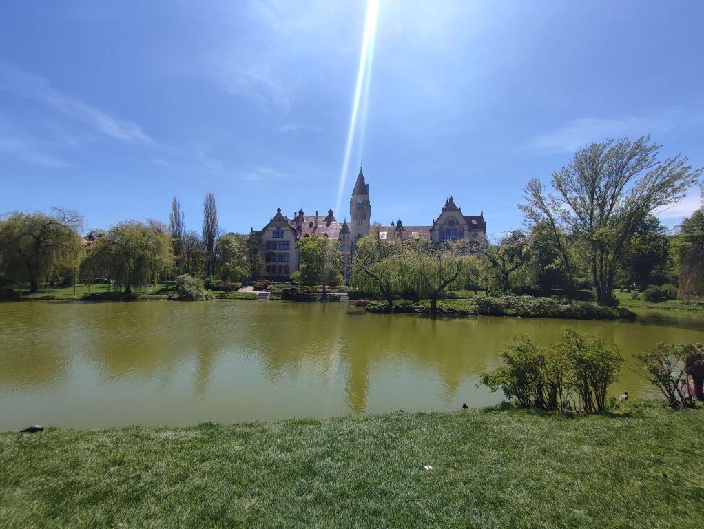 Pod słońce, zdjęcie z Redmi Note 10 Pro