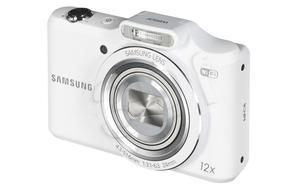 cyfrowy Samsung EC-WB50FZB W