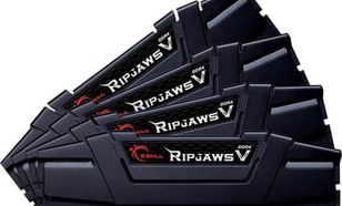 G.Skill Ripjaws V DDR4, 4x8GB, 3000MHz, CL14 (F4-3000C14Q-32GVK)