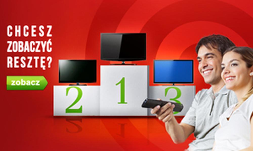 TOP 10 Telewizorów - Ranking Styczeń 2015