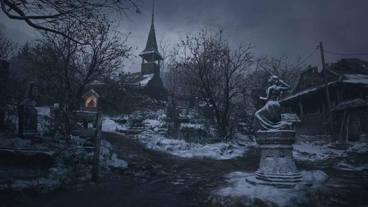Resident Evil Village - Ale wioska