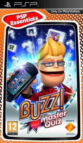 Sony Gra PSP Essentials: Buzz! Master Quiz 9971856 PL