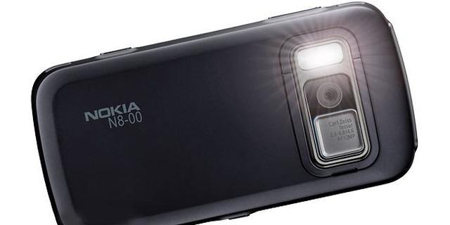 Nokia N8 - prezentacja