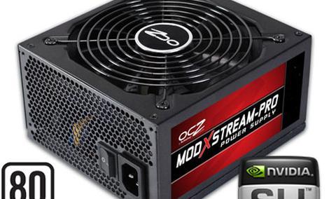 OCZ ModXStream Pro 600W - modularny zasilacz komputerowy
