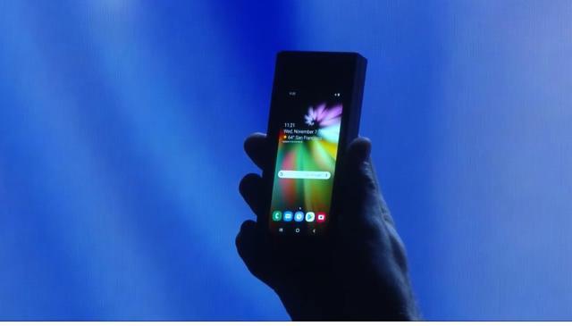 Samsung Flex wygląda niepozornie