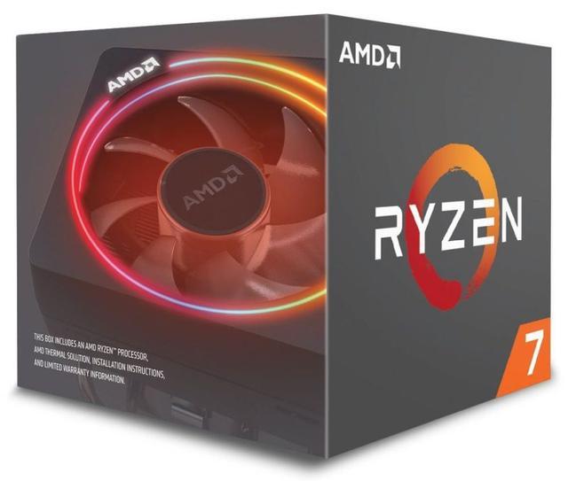Opakowanie nowego procesora 2. generacji.