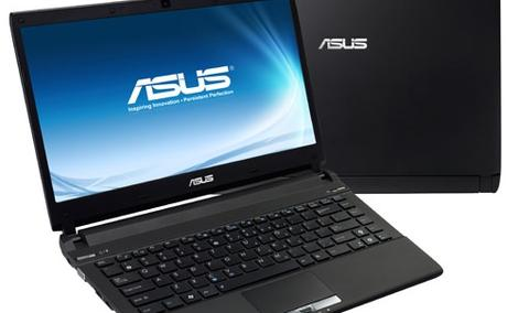 ASUS U44SG - najcieńszy 14-calowy notebook z dyskiem SSD