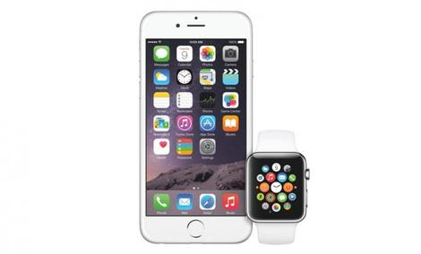 Apple - iPhone 6, iPhone 6 Plus oraz Apple Watch