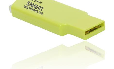 Xenic Smart Multishare USB - bezprzewodowe udostępnianie treści w wysokiej jakości