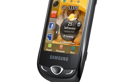 Samsung S3370 – nowy dotykowiec