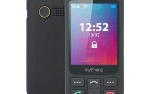myPhone Halo S (czarny)