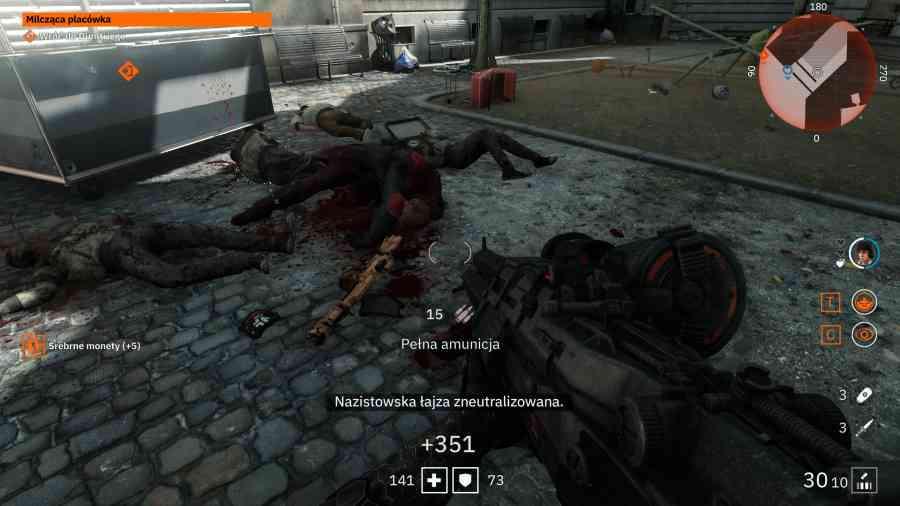 Wolfenstein: Youngblood - Masakra