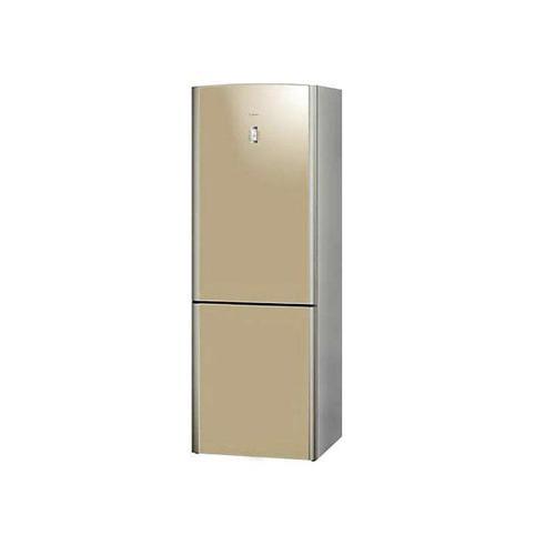 BOSCH KGN 36S54 (wys. 187 cm, poj. 221 l + 66 l, drzwi capuccino + boki Inox)