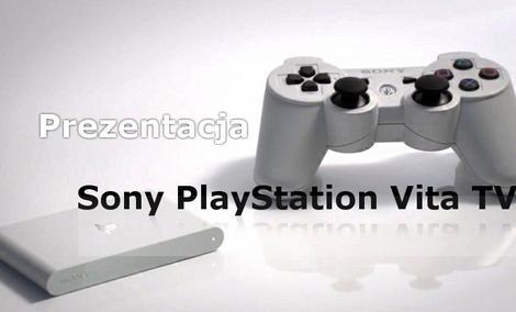 PS Vita TV - Moc Trzech Konsol W Jednym Urządzeniu