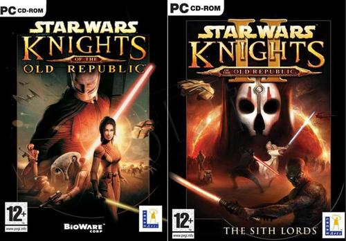 Saga Star Wars: Knights of the Old Republic