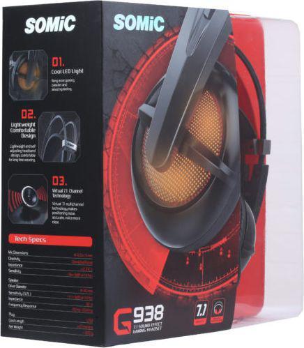 Somic G938 (SOM-G938)