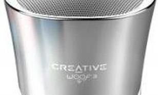 Creative Labs Woof3 Winter chrom głośnik
