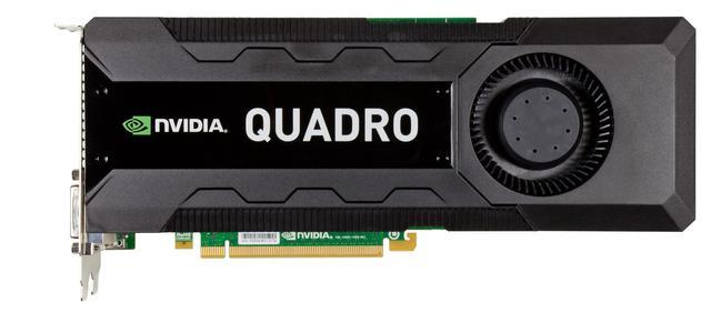 Bezprecedensowa wydajność układu NVIDIA Quadro K5000 teraz dostępna dla użytkowników komputerów Mac