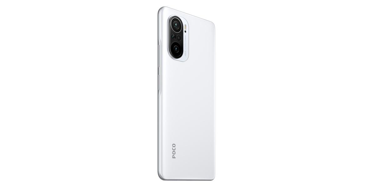 POCO F3 w wersji białej
