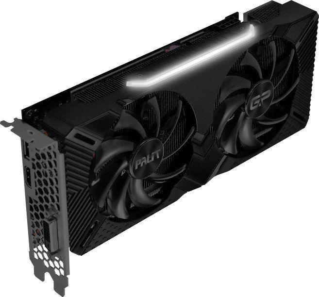 Palit GeForce RTX 2060 GamingPro OC, 6GB GDDR6 (NE62060T18J9-1062A)