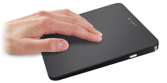 Logitech Wireless Rechargeable Touchpad T650 - idealne urządzenie dla Windowsa 8