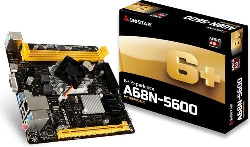 Biostar A68N-5600