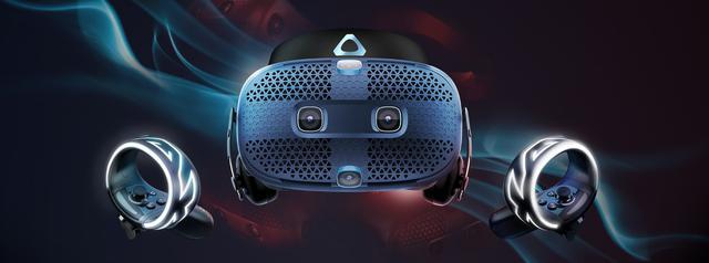 HTC Vive Cosmos zaoferują odświeżony design