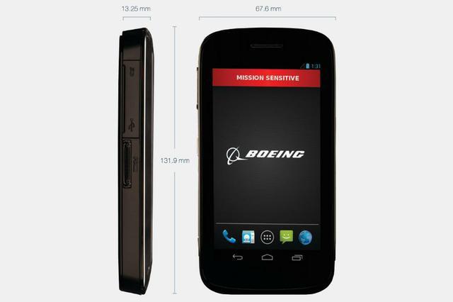 Bezpieczny smartfon od Boeing
