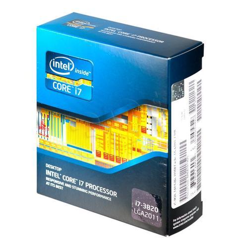 CORE i7-3820 3.60GHz LGA2011 BOX (WYPRZED)