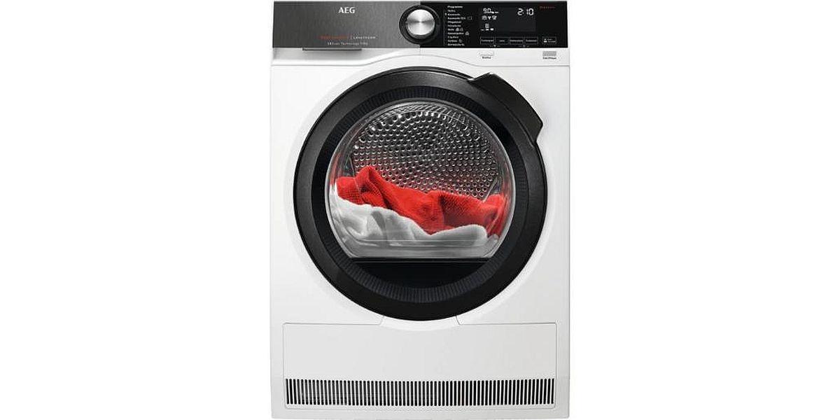 suszarka do prania z pompą ciepła AEG