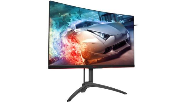 AOC AG322QC4 - Nowoczesny monitor dla graczy z HDR400